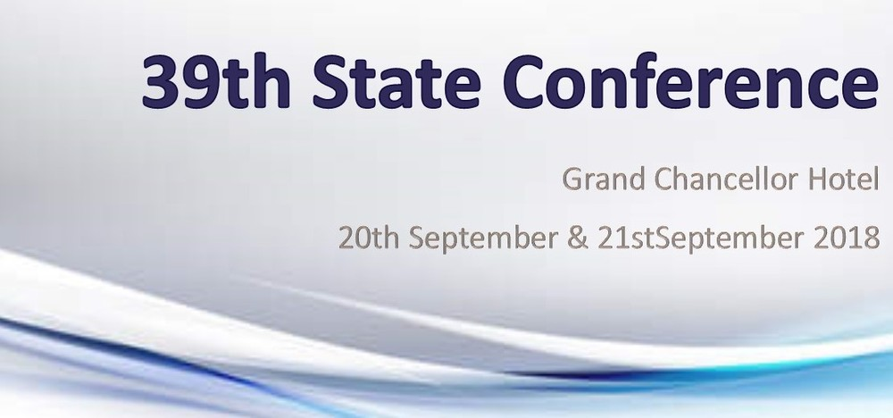 39th EHA State Conference - Grand Chancellor Hotel ...