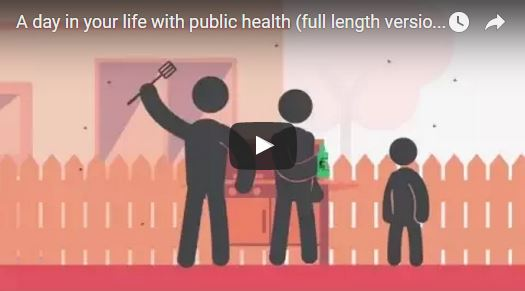 A Day in your Life with Public Health